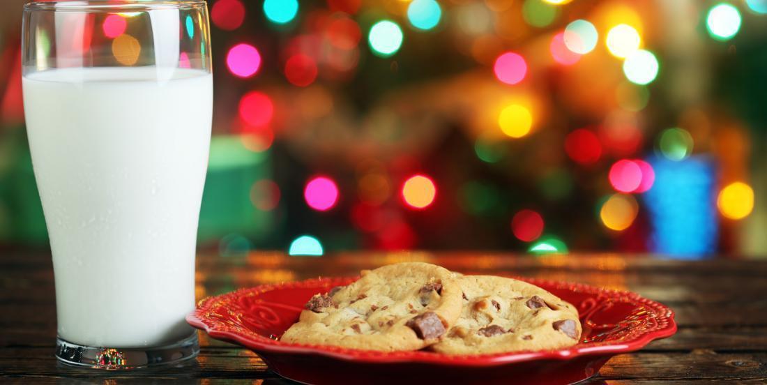 La vraie recette des biscuits du Père Noël