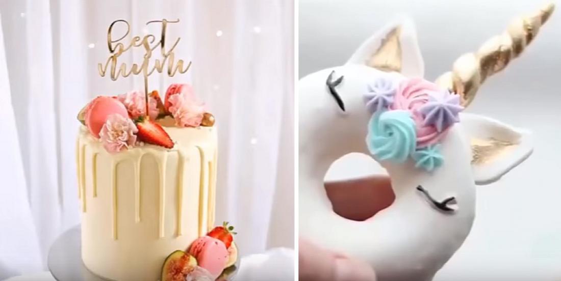 Laissez-vous inspirer par ces gâteaux décorés de manière époustouflante