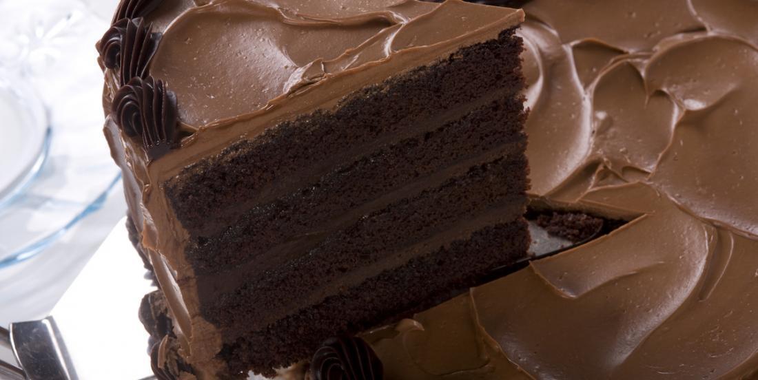 Le parfait gâteau au chocolat