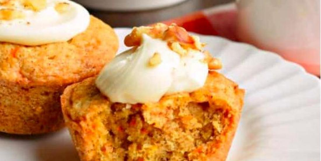 Recette réconfortante de muffins aux carottes