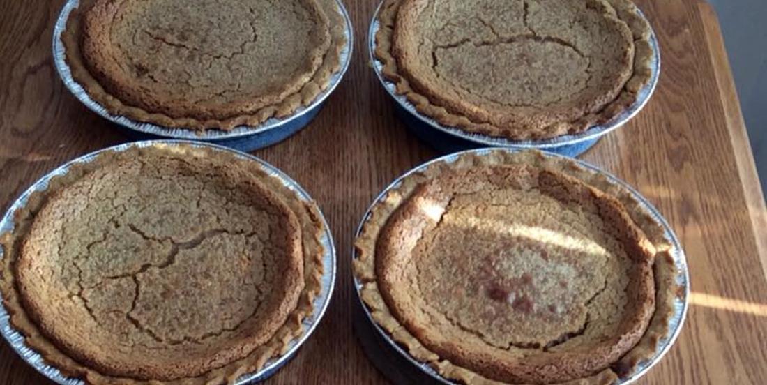 Tarte au sucre de Rejean, une tarte fantastique et immanquable!