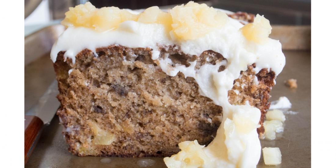 Pain Hummingbird, glaçage au fromage à la crème, vous craquerez probablement pour lui!