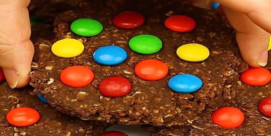 Biscuits au chocolat sans cuisson