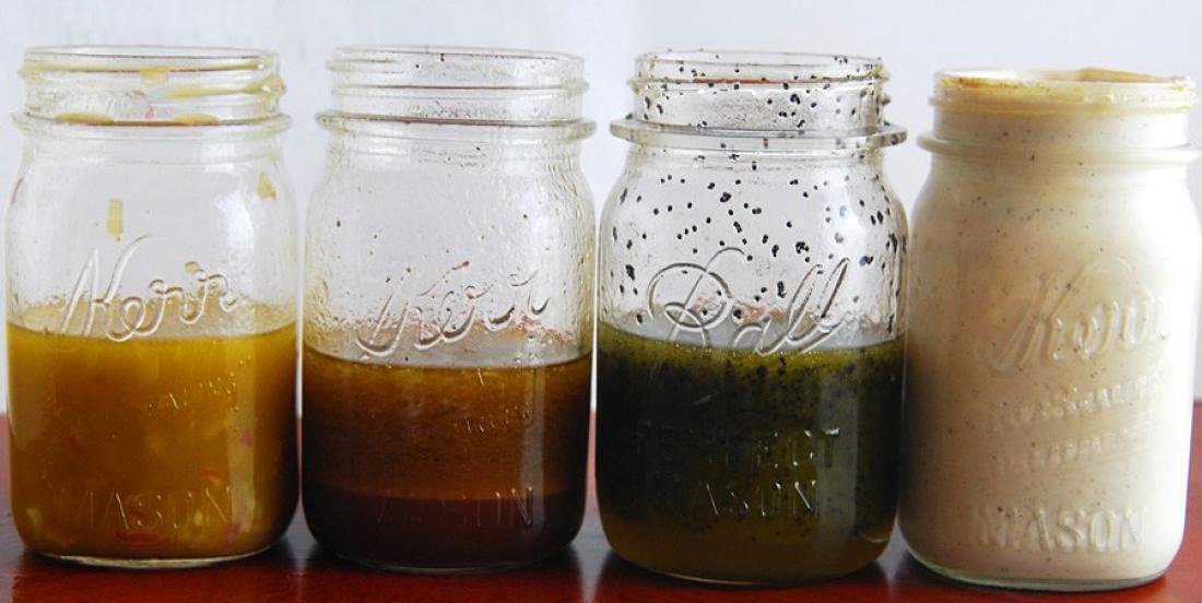 4 vinaigrettes faciles à réaliser pour rehausser le goût de toutes vos salades