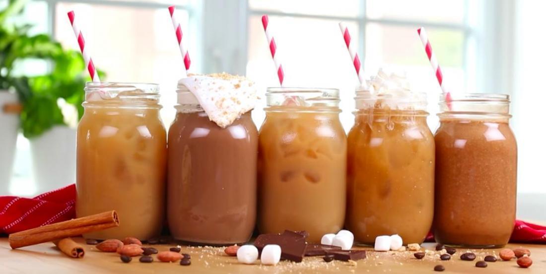 Créez votre propre café glacé grâce à l'une de ces 5 recettes