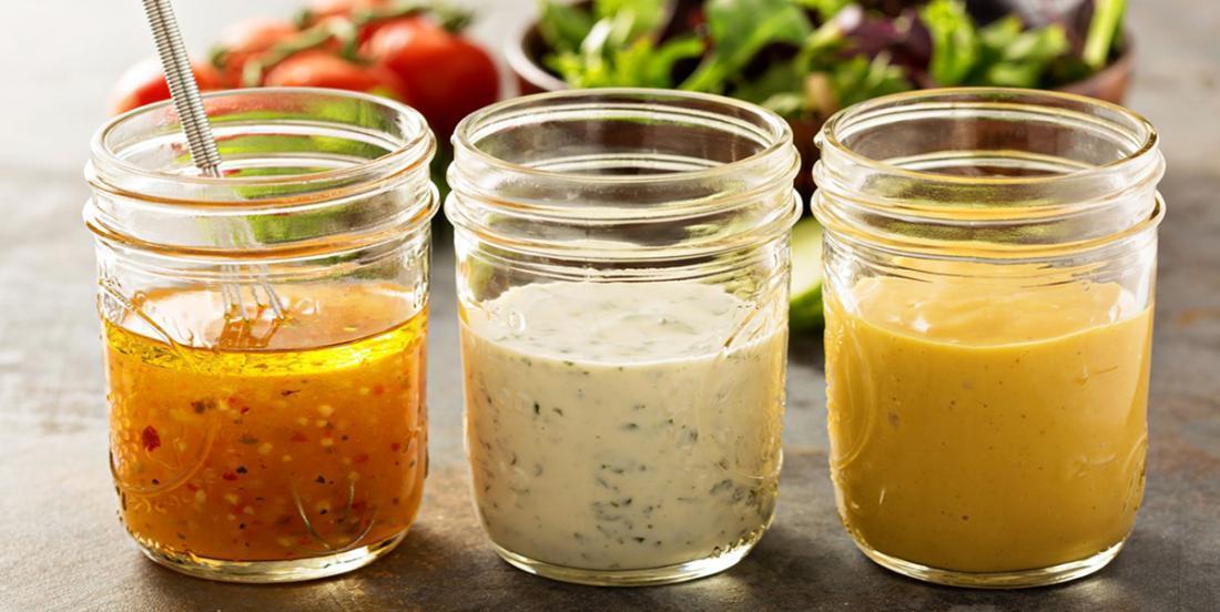 4 vinaigrettes maison qui donneront un merveilleux goût à vos salades