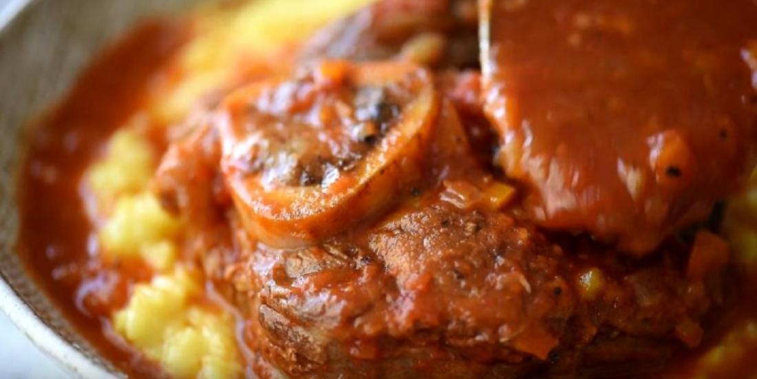Un classique culinaire : un délicieux Osso Buco