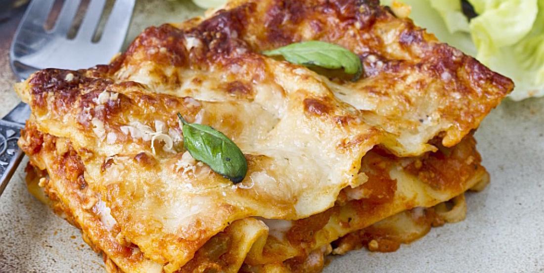 La meilleure lasagne au poulet