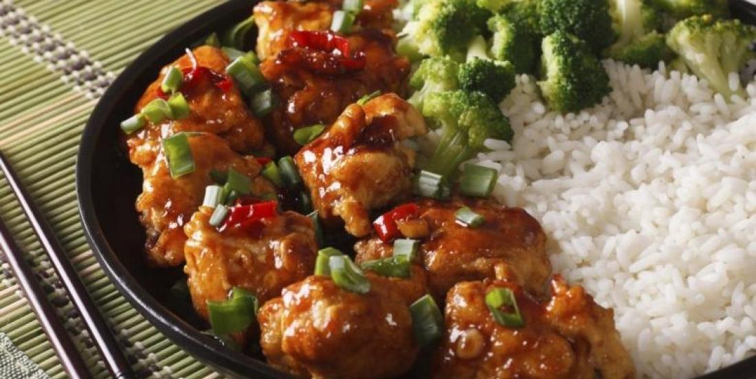 Recette de poulet Général Tao super croustillant