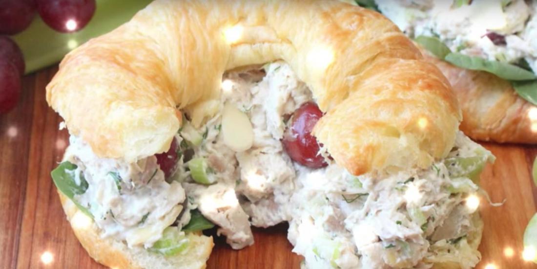 La meilleure recette de salade de poulet