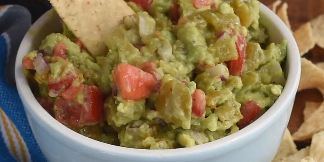 La recette par excellence de guacamole rapide