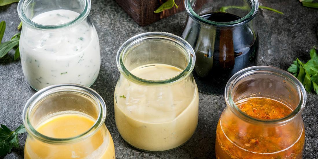 Six recettes de vinaigrettes rapides comme l'éclair