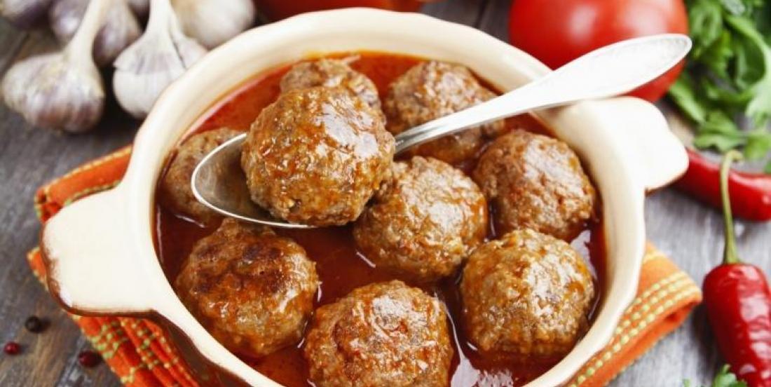 Boulettes de viande sauce Buffalo et miel à la mijoteuse