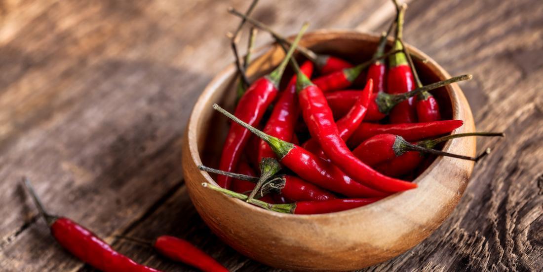 Le fait de manger trop pimenté pourrait augmenter le risque de déclin intellectuel, selon une récente recherche