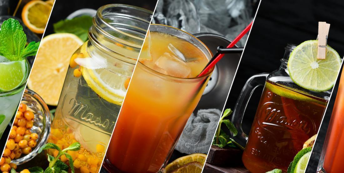 5 cocktails fruités pour célébrer l'été!