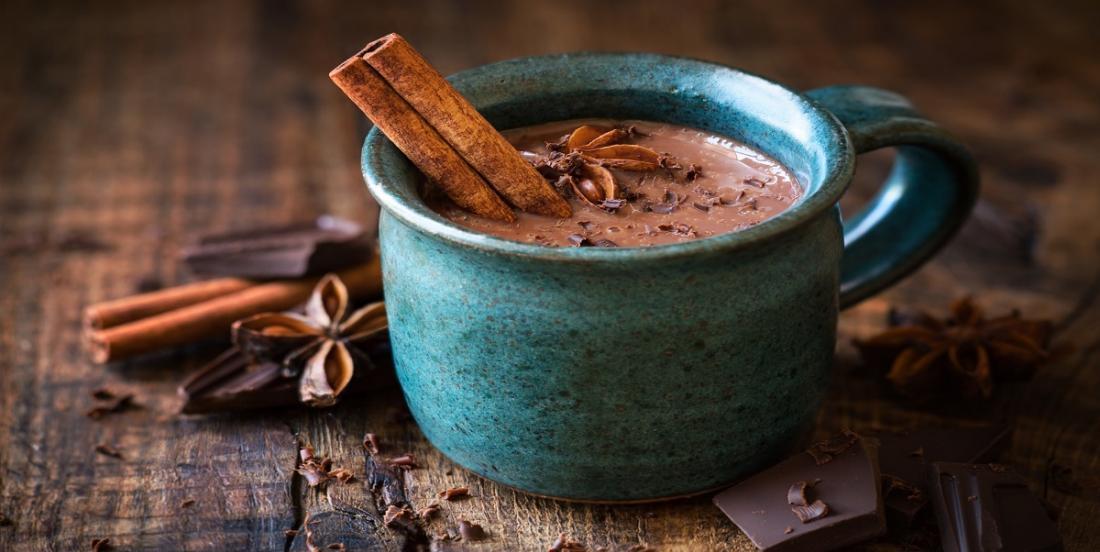 Nouvelle tendance gourmande: le chocolat chaud au vin rouge!