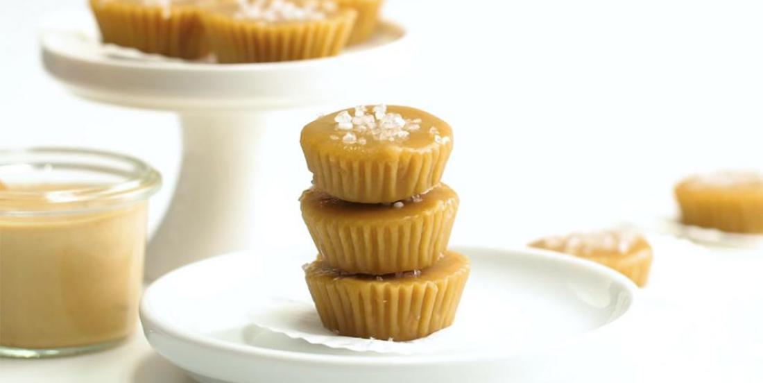 Fudge au caramel paleo, vegan et sans produits laitiers!