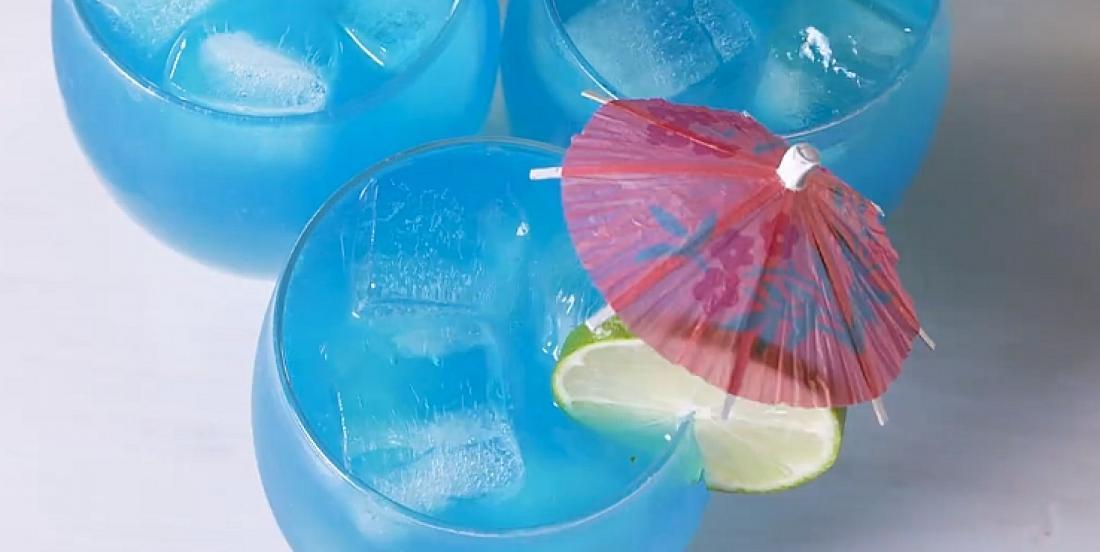 L'ultime cocktail de sirène de l'été