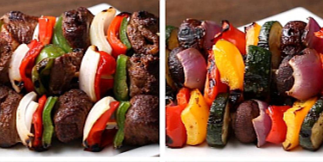 4 façons d'apprêter les brochettes grillées sur le barbecue