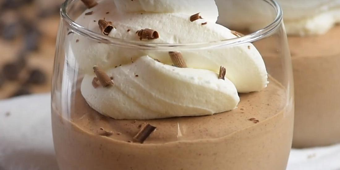 Mousse au chocolat décadente et simple comme tout