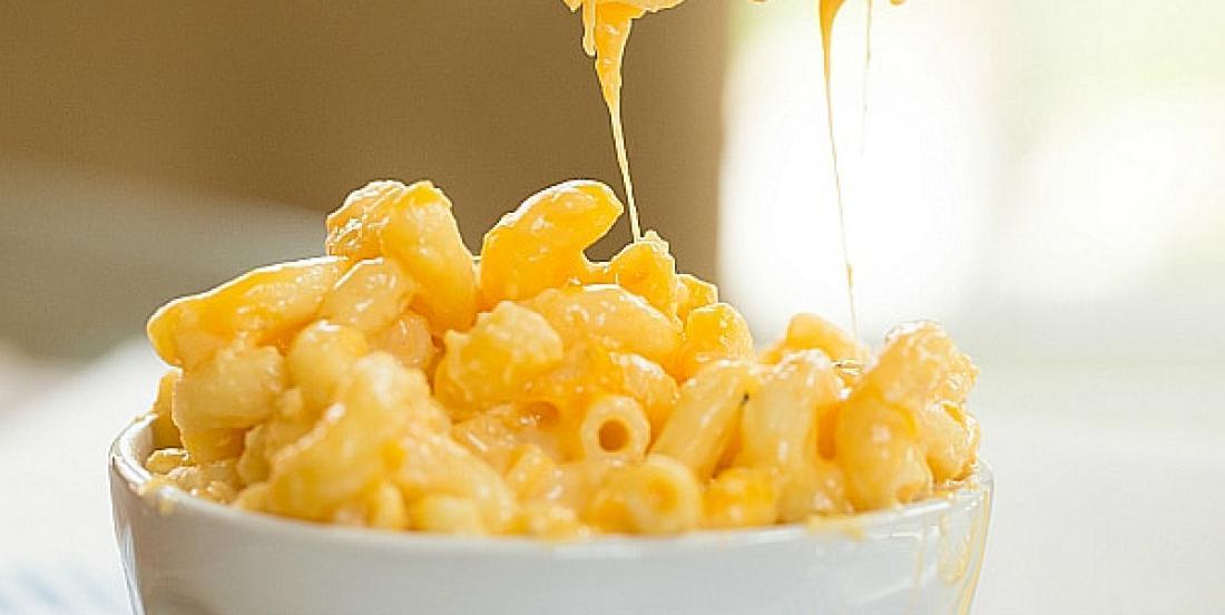 Macaroni au fromage à la mijoteuse