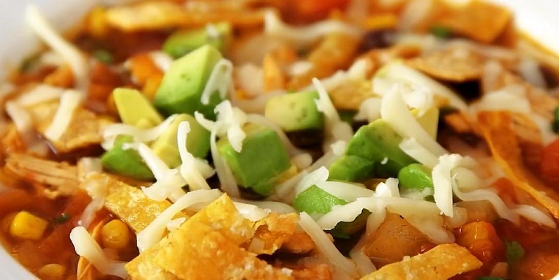 Soupe tortilla: rapide, délicieuse et meilleure qu'au resto