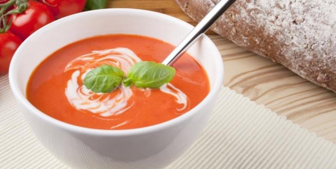 La meilleure soupe aux tomates