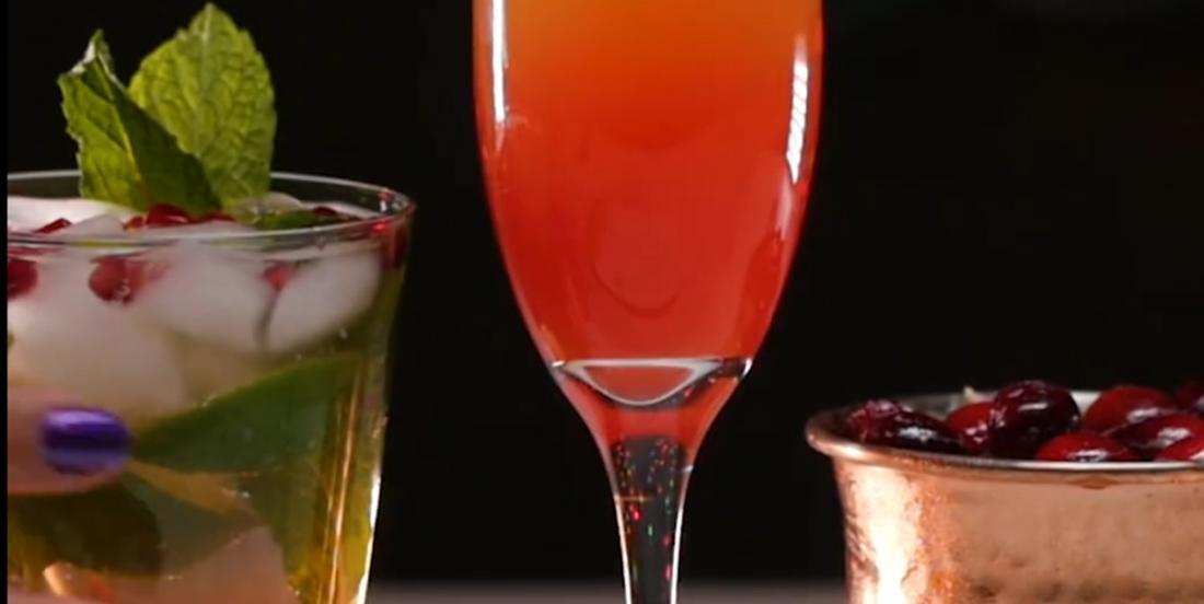 Ces cocktails sans alcool vous mettront le coeur en fête