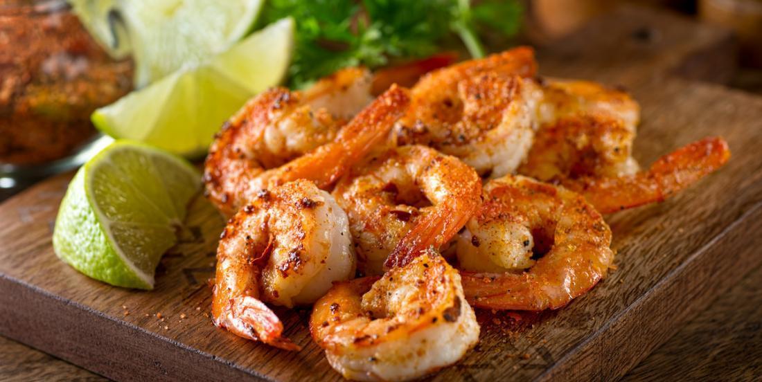 Crevettes miel et gingembre super rapides à préparer
