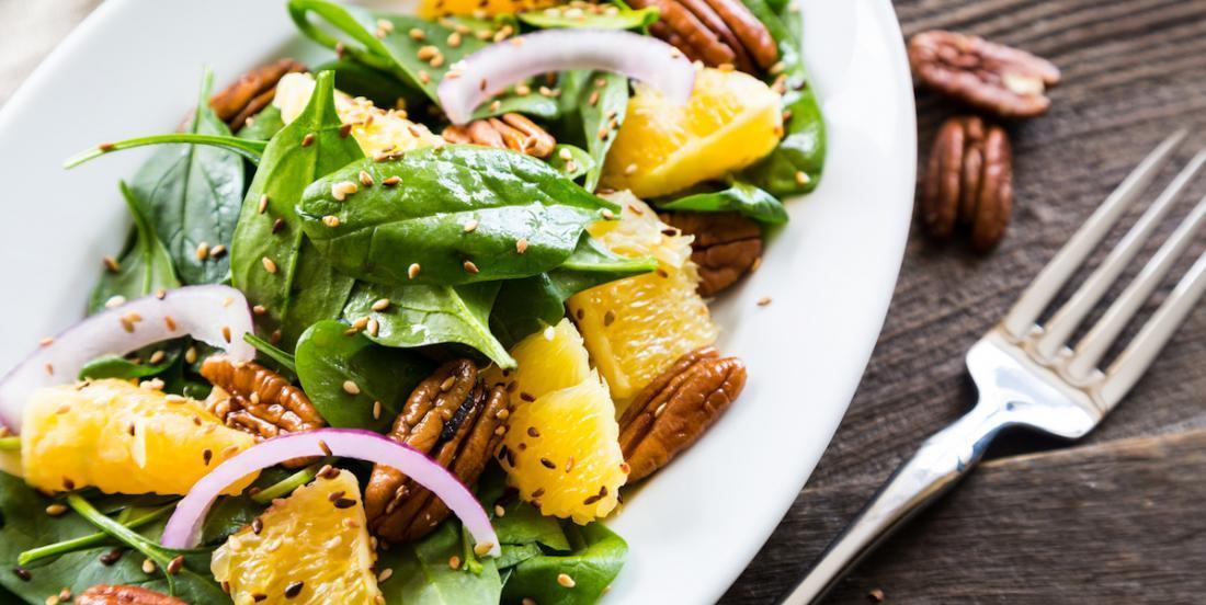 3 succulentes salades avec des agrumes pour mettre du soleil dans votre assiette