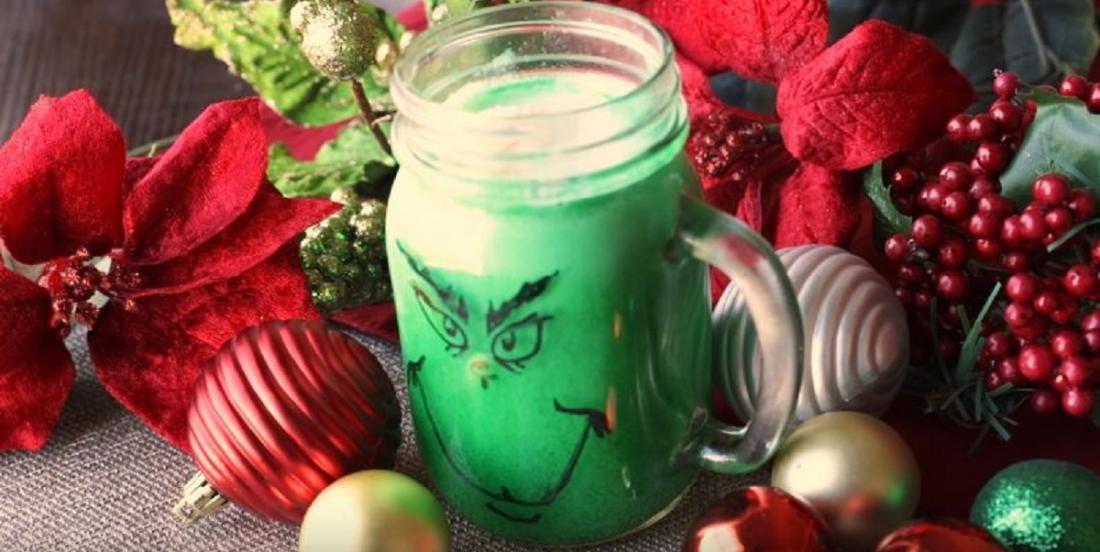 Le punch du Grinch qui ne gâchera pas Noël!