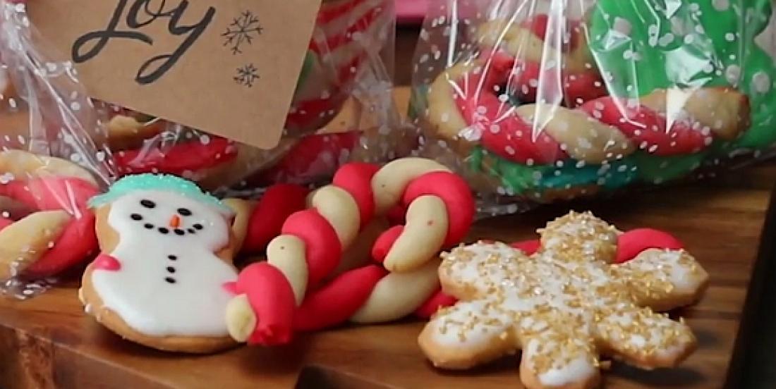 Cette pâte à biscuits vous permet de confectionner une panoplie de biscuits différents