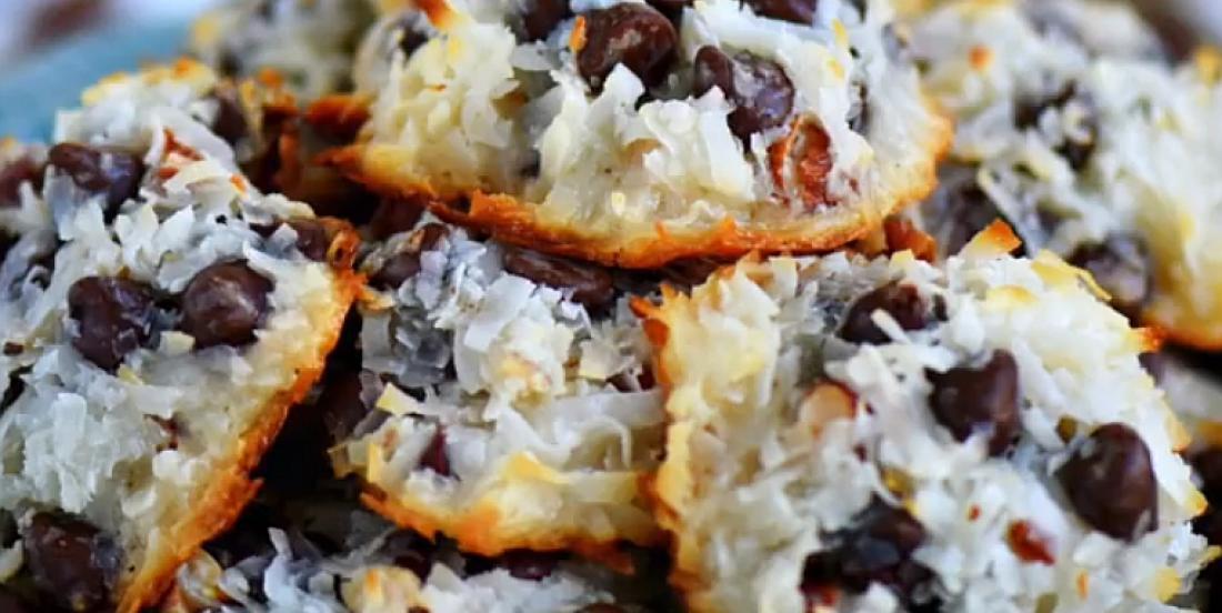 Ces extraordinaires biscuits se préparent avec seulement 4 ingrédients