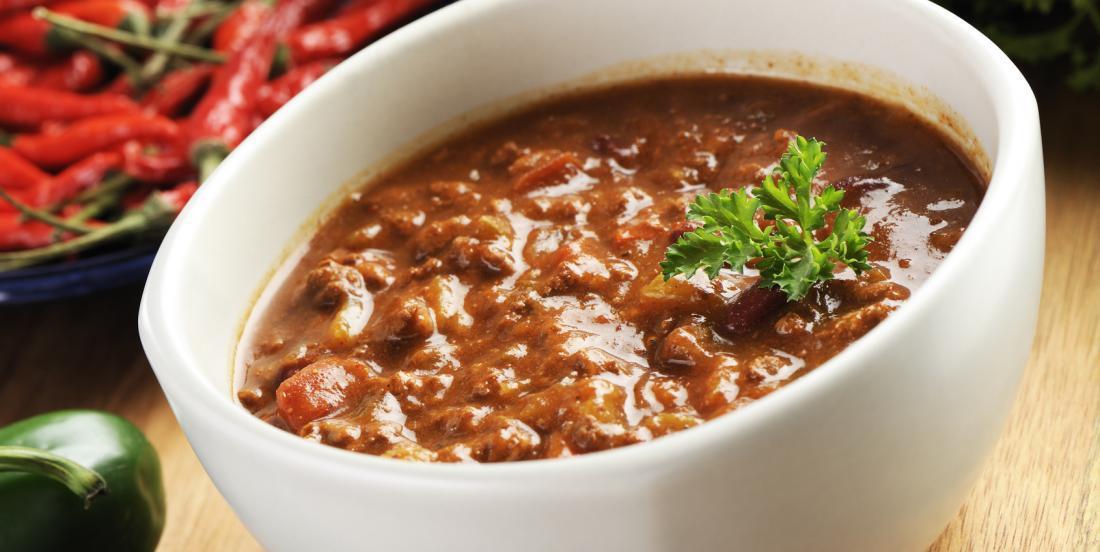 Découvrez la vraie recette de chili con carne à la texane