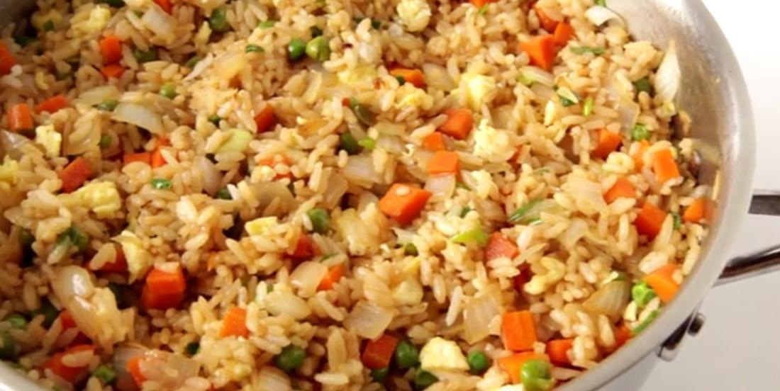 Un riz maison, avec toute la saveur du restaurant que vous aimez, c'est tellement facile à faire!