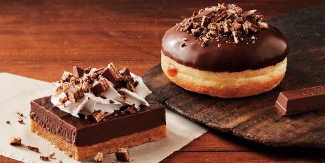 Tim Hortons dévoile son nouveau menu «Kit Kat » offert au Canada
