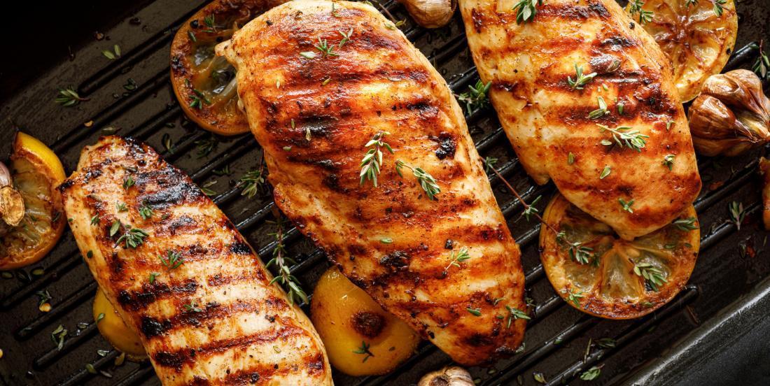 Votre poulet goûtera le ciel avec cette délicieuse marinade