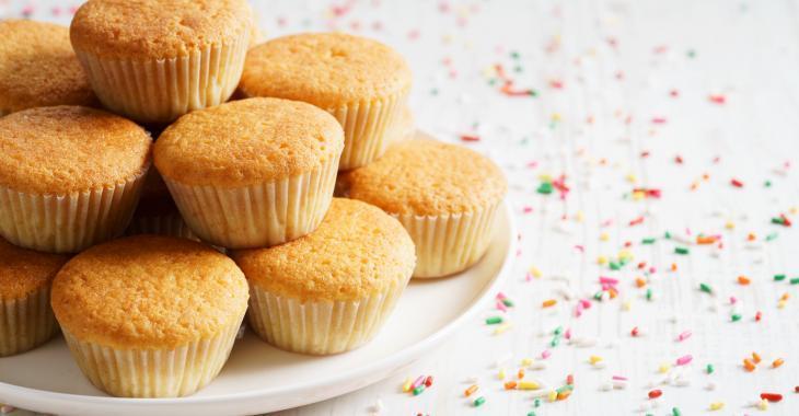 Les meilleurs cupcakes à la vanille