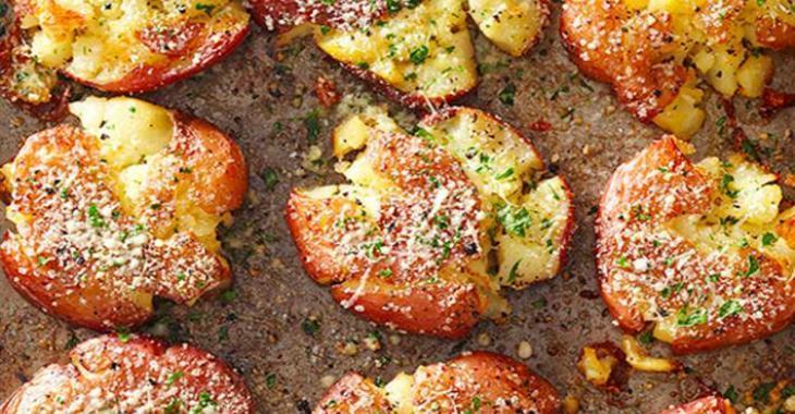 Recette de pommes de terre extra croustillantes