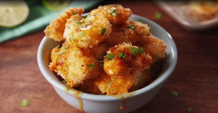 La meilleure recette de crevettes Bang-Bang