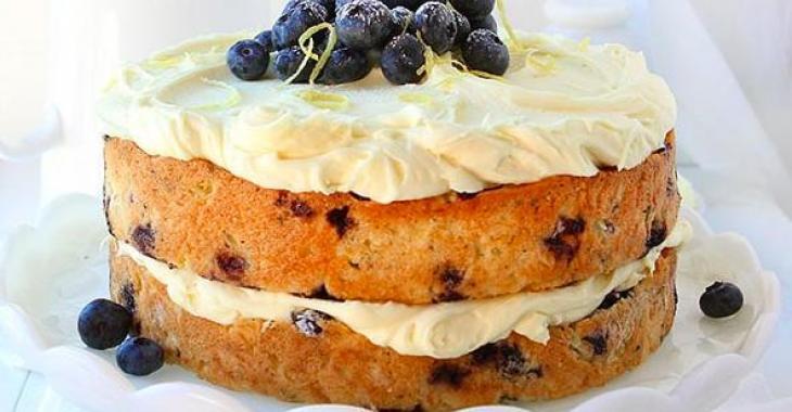 Rendez votre gâteau aux bleuets moelleux grâce à un ingrédient secret