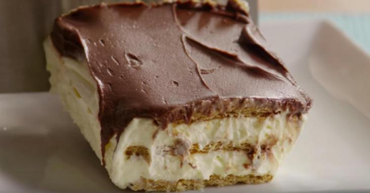 Vous n'avez besoin que de 5 ingrédients pour créer ce dessert onctueux à souhait