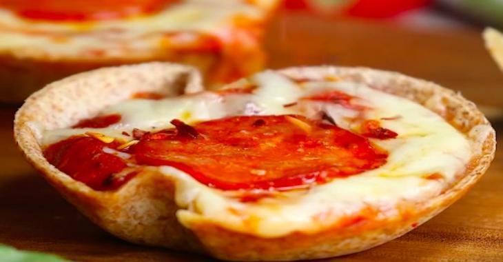 Savoureuses mini-bouchées de pizza