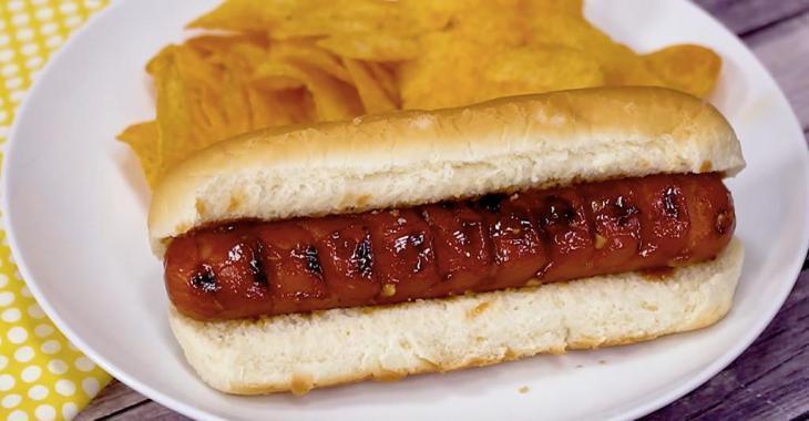 Les meilleurs hot-dogs grillés au monde!