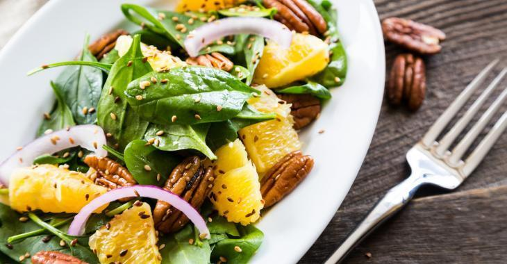 3 salades avec des agrumes pour mettre du soleil dans votre assiette